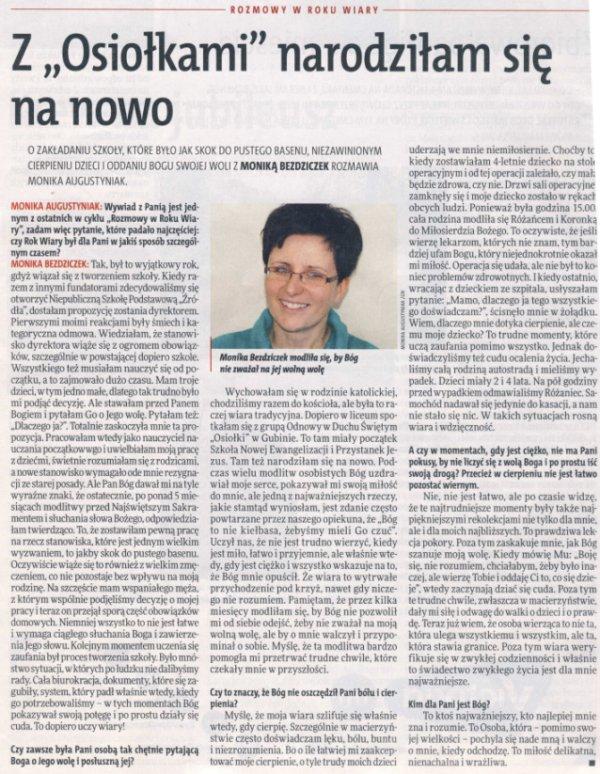 Monika Bezdziczak